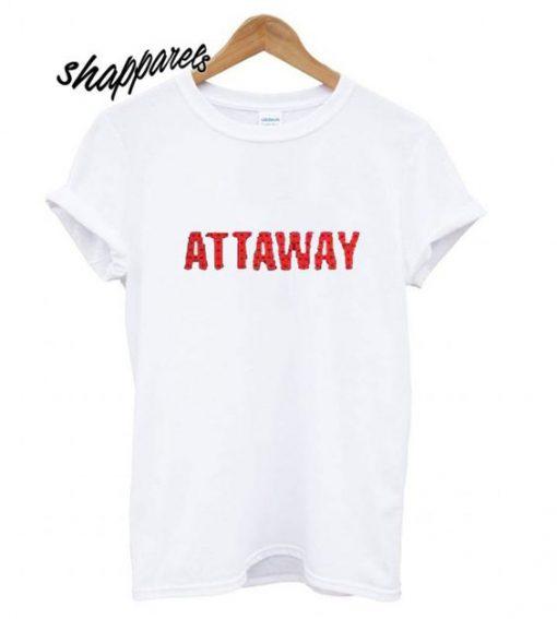 ATTAWAY T-shirt