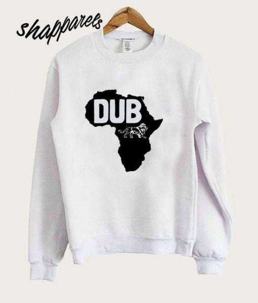 Africa Dub Sweatshirt