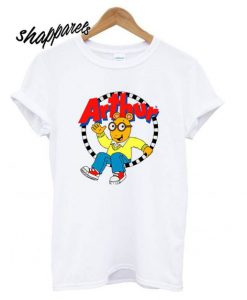 Arthur Cartoon Character T shirt