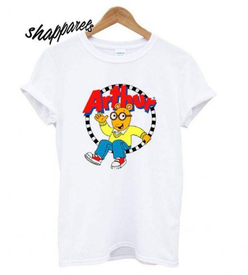 Arthur Cartoon Character T shirt