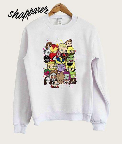 Baby Avengers Sweatshirt