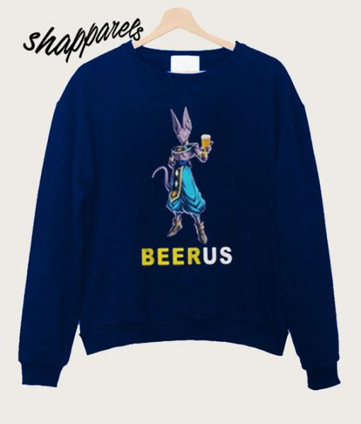 Best Price Beerus Dragon Ball Sweatshirt