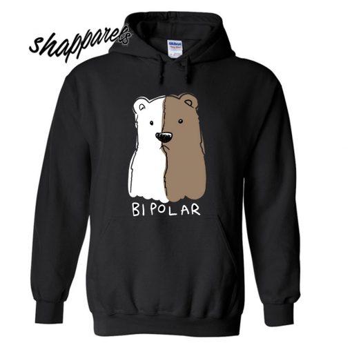 Bipolar Bear Hoodie