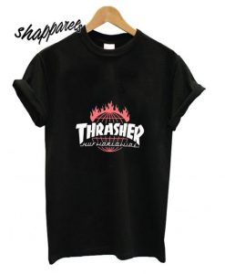 Thrasher Huf Worldwide T shirt