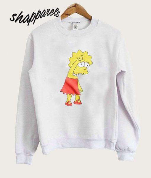 Lisa Simpson Bart Simpson Sweatshirt