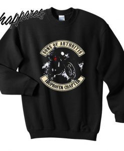 Sons Of Arthritis Ibuprofen Chapter Sweatshirt