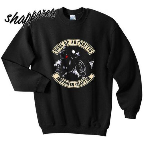 Sons Of Arthritis Ibuprofen Chapter Sweatshirt