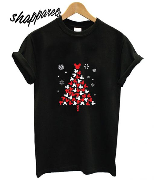 Disney Mickey Christmas T shirt