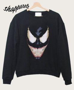 The Amazing Spiderman Venom Smile Sweatshirt