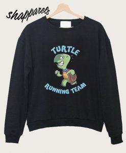 Turtle Running Team Sweatshirt