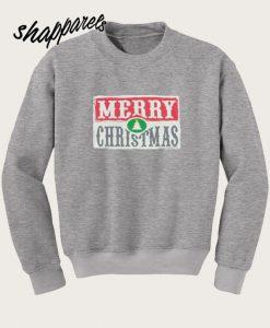 Vintage Merry Christmas Sweatshirt