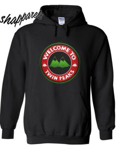 Welcome to Twin Peaks Hoodie