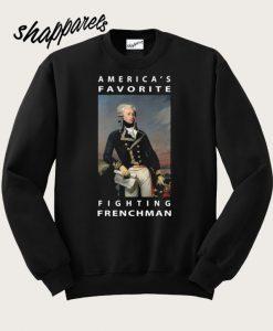America's Favorite Hamilton Sweatshirt