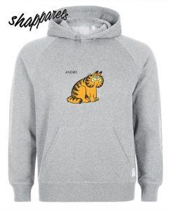 Anime Garfield Hoodie