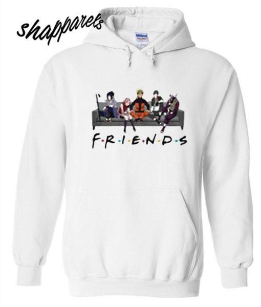 Naruto Friends Hoodie