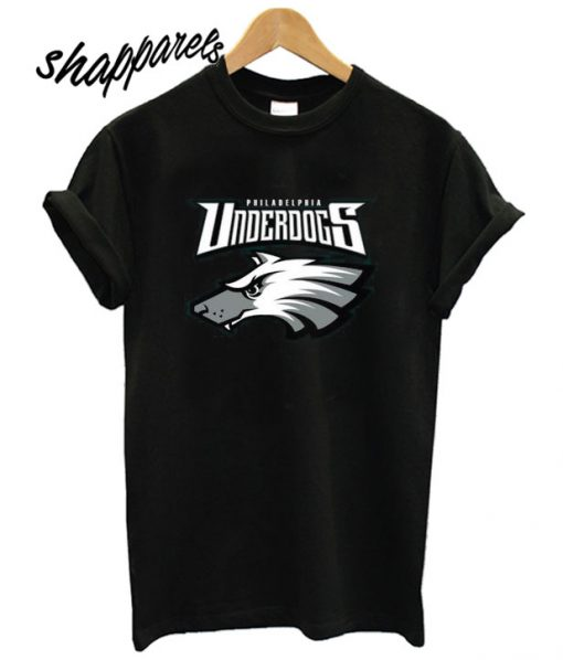 Philadelphia Eagles Underdogs T shirt