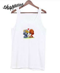 Sad Sam and Honey Dog Tank top