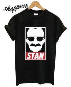 Stan Lee Hero Legend T shirt