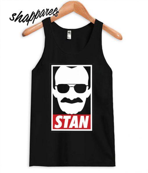 Stan Lee Hero Legend Tank top