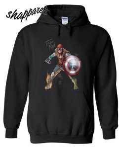 Stan Lee One With His Universe Hoodie
