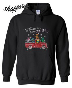 Tis The Season To Be Grateful Hoodie
