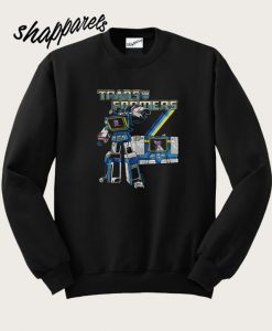 Transformers Gamebot Sweatshirt