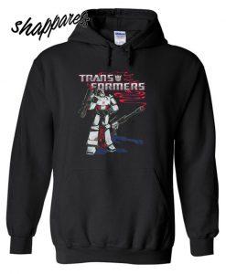 Transformers decepticon Megatron Hoodie