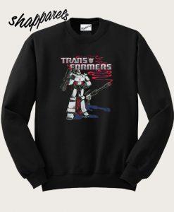 Transformers decepticon Megatron Sweatshirt