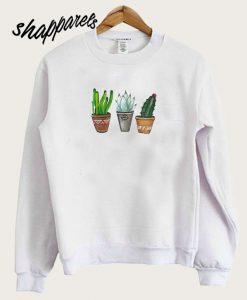 Trio cactus Sweatshirt