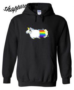 Unicorn Farts Rainbowl Hoodie
