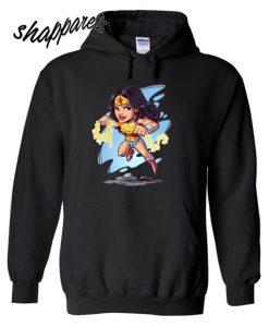 Wonder Woman Chibi Women's Hoodie