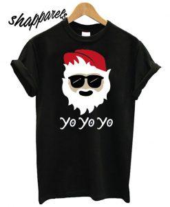 Yo Yo Yo Cool Christmas T shirt