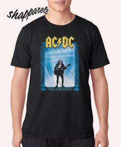 ACDC Who Made Who Smoke T shirt