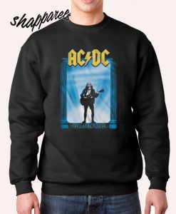 ACDC Who Made Who Smoke Sweatshirt
