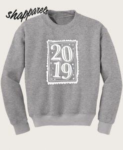 2019 Unisex Sweatshirt