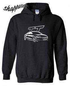 Audi TT quattro Hoodie