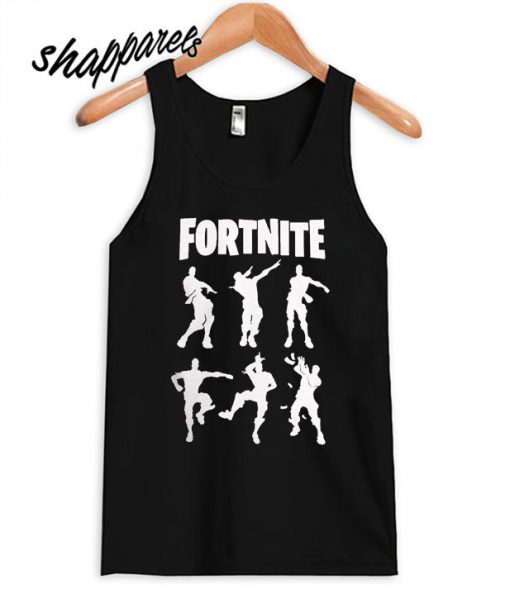 Dance Emote Tank top