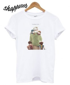 Stan Lee Goodbye Kids T shirt