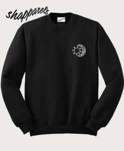 Sun Moon Stars Sweatshirt