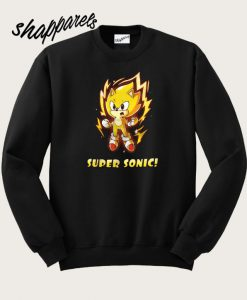 Super Sonic Sweatshirt
