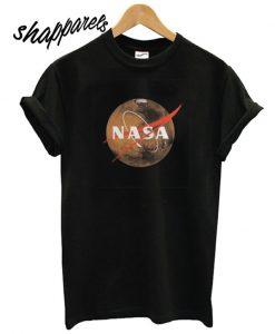 The Mars Nasa Logo T shirt