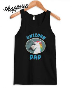 Unicorn Dad Tank top