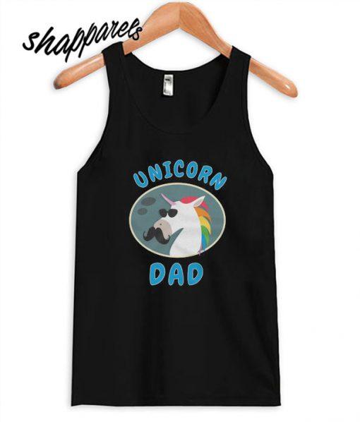 Unicorn Dad Tank top