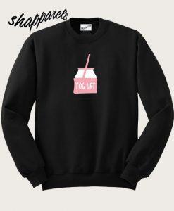 Yogurt Sweatshirt