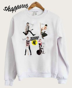 5 Seconds Of Summer art Sweatshirt
