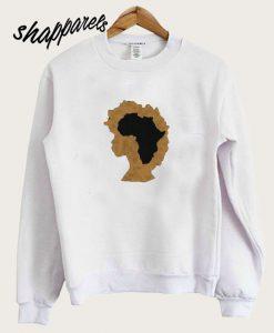 Afro Natural Hair Sweatshirt