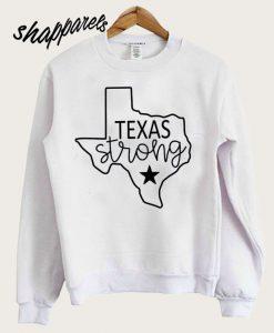 Texas Strong Sweatshirt
