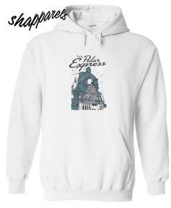The Polar Express Shirt Rail Riders Slim Fit impressive Hoodie