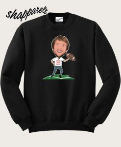 Vote for Nick Foles Inspired Ultra Cotton daily Sweatshirt
