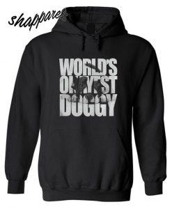 Worlds Okayest Doggy Hoodie